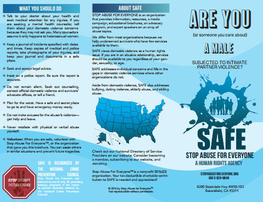 SAFEMaleIntimatePartnerViolenceBrochure